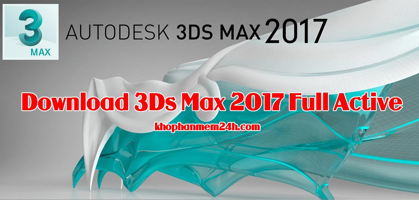 Autodesk 3Ds max 2017