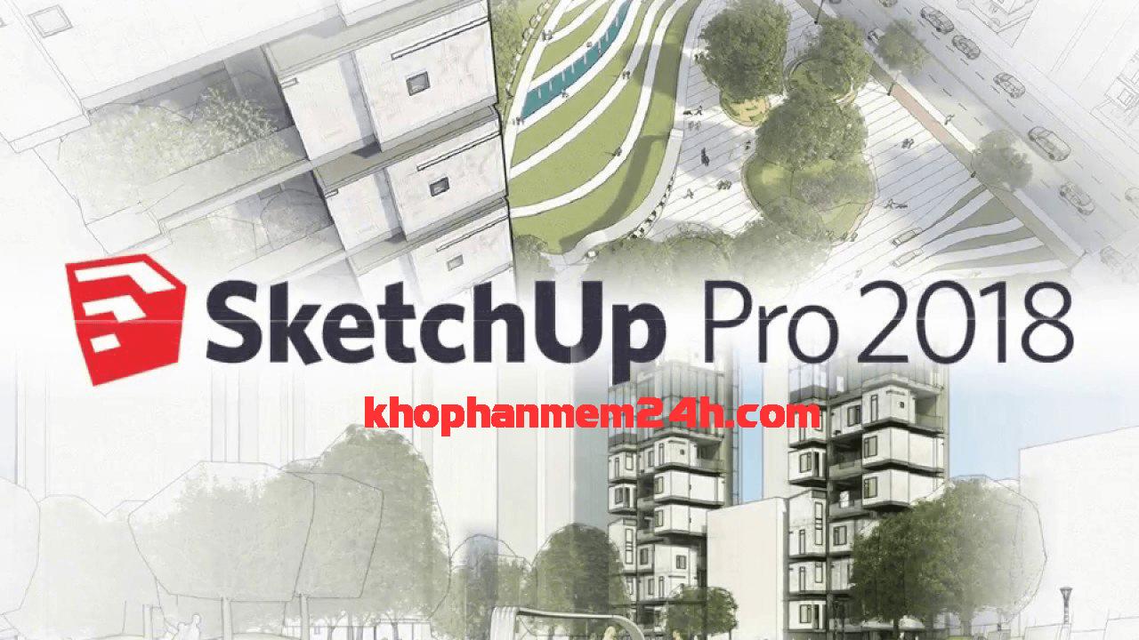 Sketchup 2018 & Vray 3.6