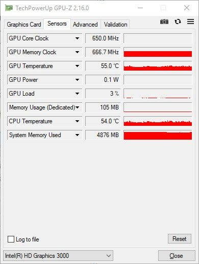 Tải GPU Z 2.16 mới nhất 2019 - Phần mềm kiểm tra card màn hình 7