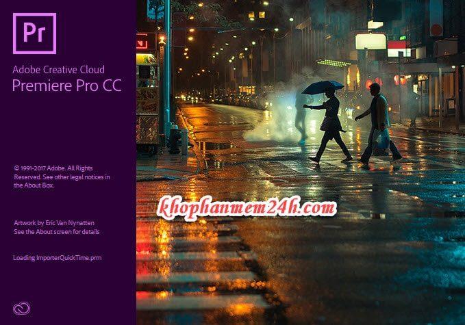 Tải Adobe Premiere Pro CC 2018 full - Hướng dẫn cách cài đặt Premiere Pro CC 2018 1