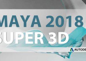 [Link GDrive] Download Autodesk Maya 2018 Miễn Phí 100%
