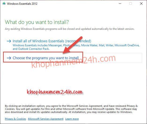 Tải Windows Movie Maker 2.6 - Phần mềm làm video từ ảnh miễn phí 5