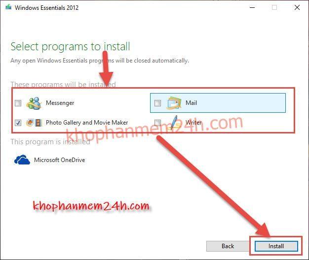 Tải Windows Movie Maker 2.6 - Phần mềm làm video từ ảnh miễn phí 6