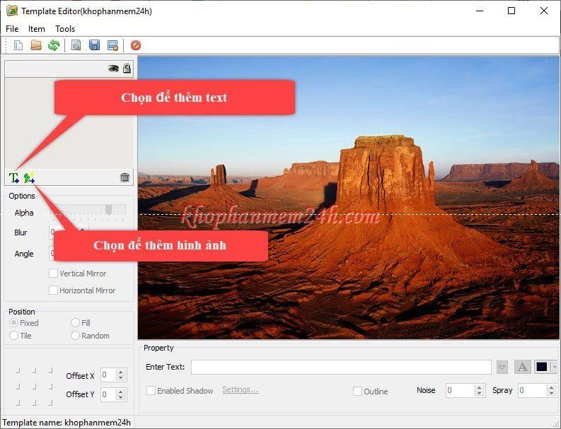 Hướng dẫn cách đóng dấu ảnh hàng loạt bằng Batch Watermark Creator 7.0.3 4
