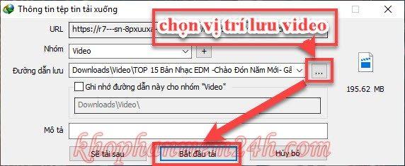 4 Cách tải video youtube đơn giản 6