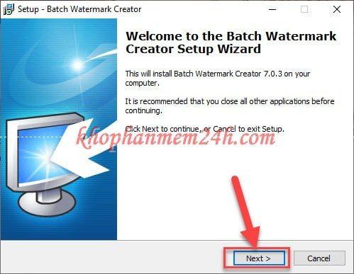Tải Batch Watermark Creator 7.0.3 - Phần mềm đóng dấu ảnh hàng loạt 4