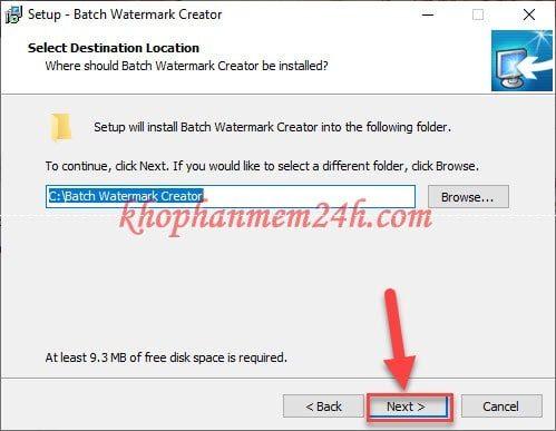 Tải Batch Watermark Creator 7.0.3 - Phần mềm đóng dấu ảnh hàng loạt 6