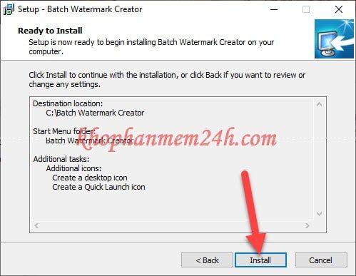 Tải Batch Watermark Creator 7.0.3 - Phần mềm đóng dấu ảnh hàng loạt 9
