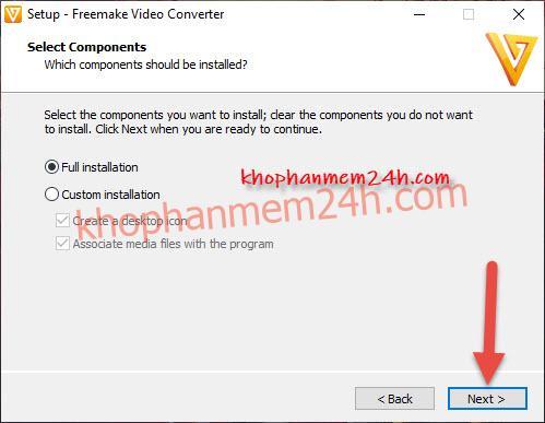 Tải Freemake Video Converter 4.1.10 - Phần mềm đổi đuôi video tốt nhất. 7