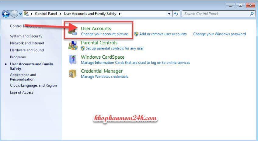 Hướng dẫn cách cài mật khẩu máy tính khi đăng nhập 4