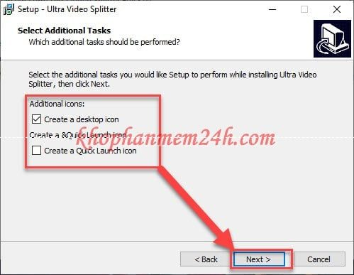Tải Ultra Video Splitter 6.4 full key - Hướng dẫn cài đặt Utra Video Splitter 9