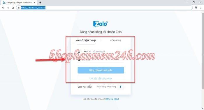 Tải Zalo cho PC và Hướng dẫn cài đặt Zalo trên máy tính 1