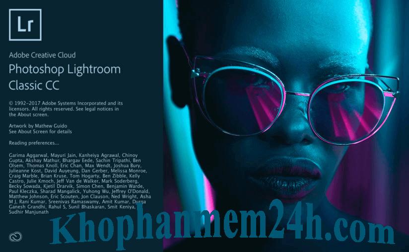 Tải Adobe Lightroom CC 2019 full cr@ck - Xử lý ảnh chuyên nghiệp nhất 2019 1