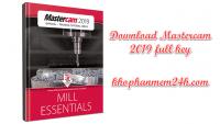 Tải Mastercam 2019 full key – Hướng dẫn cài đặt Mastercam