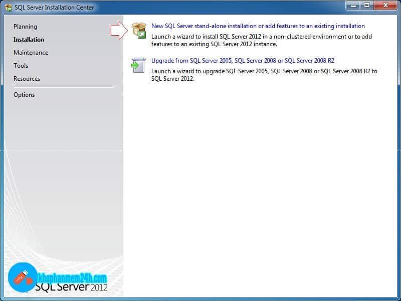 Download SQL Server 2012 Full - Hướng dẫn cài đặt SQL Server 2012 4