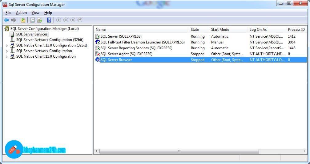 Download SQL Server 2012 Full - Hướng dẫn cài đặt SQL Server 2012 17