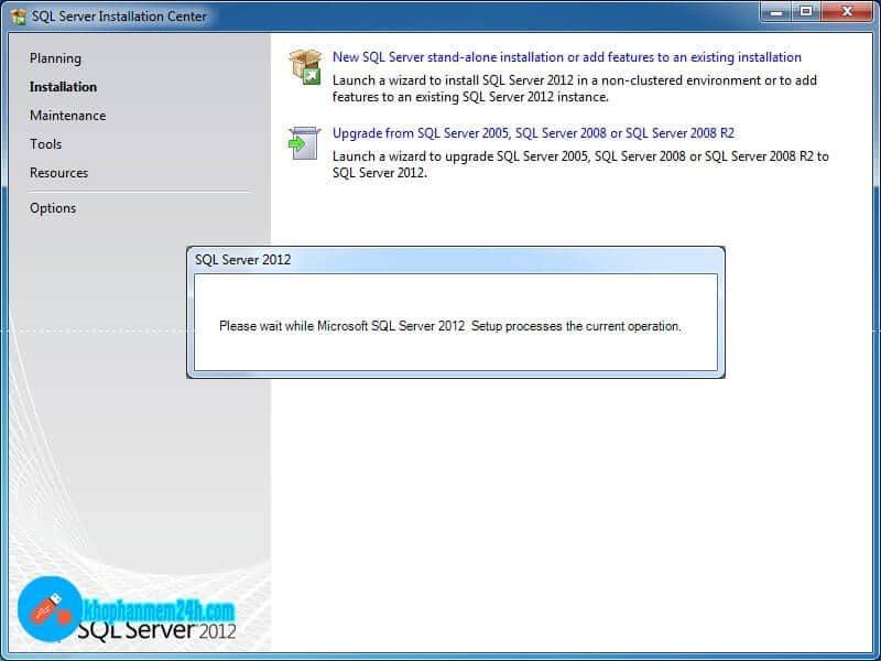 Download SQL Server 2012 Full - Hướng dẫn cài đặt SQL Server 2012 5