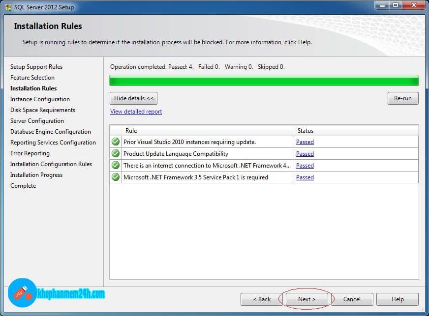 Download SQL Server 2012 Full - Hướng dẫn cài đặt SQL Server 2012 8