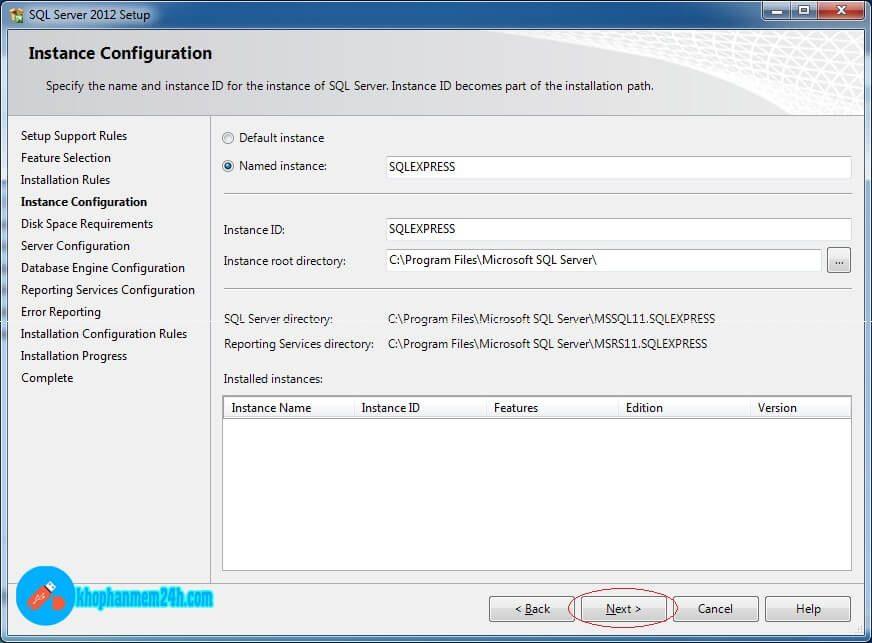 Download SQL Server 2012 Full - Hướng dẫn cài đặt SQL Server 2012 9