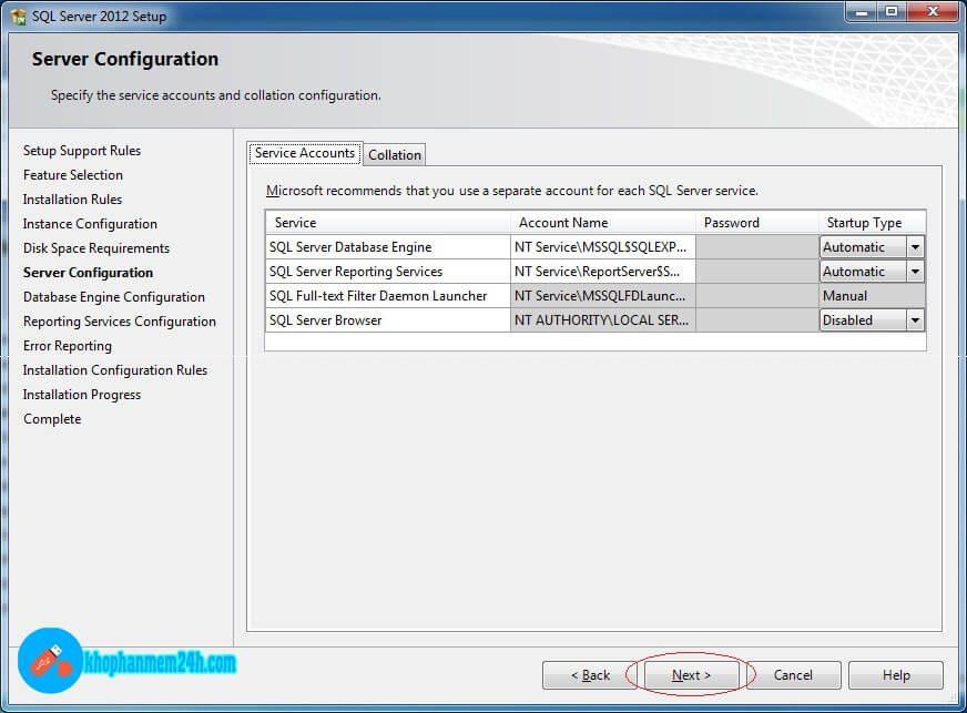 Download SQL Server 2012 Full - Hướng dẫn cài đặt SQL Server 2012 10
