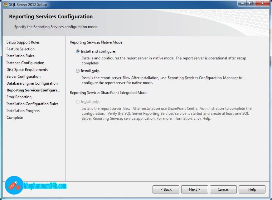 Download SQL Server 2012 Full - Hướng dẫn cài đặt SQL Server 2012 12
