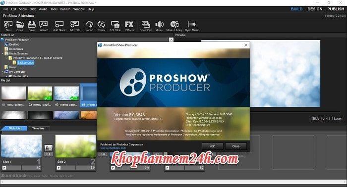 Proshow Producer 8
