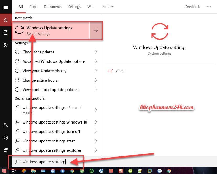 3 cách tắt update win 10, tắt windows update win 10 mới nhất 2019 2