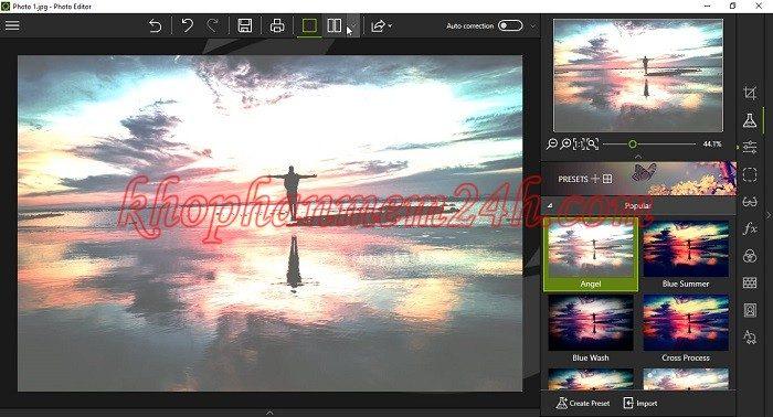 Tải InPixio Photo Clip Pro 9 full key - Install InPixio Photo Clip 9 full 2