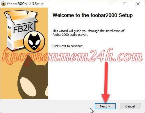 Tải Foobar2000 v1.4.3 mới nhất 2019 - Phần mềm nghe nhạc 3