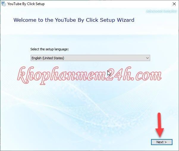 Tải YouTube by Click 2.2.93 full key - Phần mềm tải video youtube 4