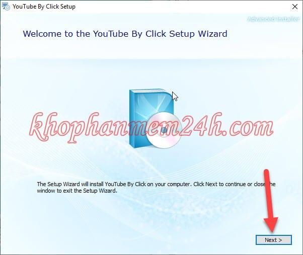 Tải YouTube by Click 2.2.93 full key - Phần mềm tải video youtube 5