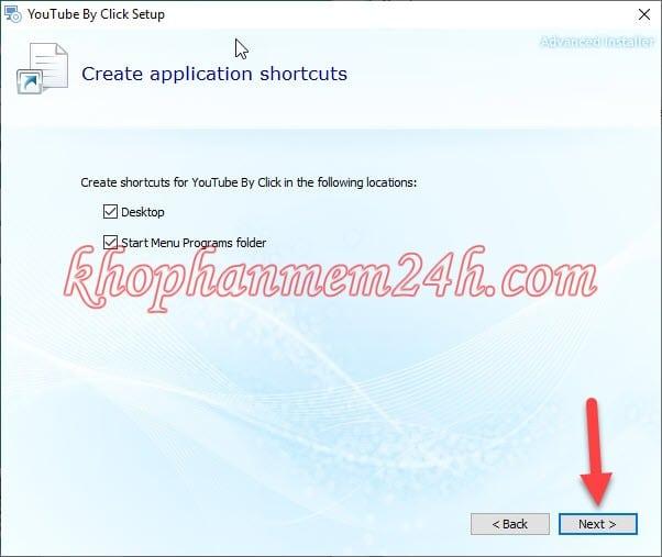Tải YouTube by Click 2.2.93 full key - Phần mềm tải video youtube 6