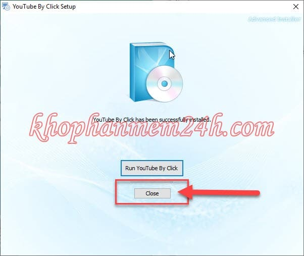 Tải YouTube by Click 2.2.93 full key - Phần mềm tải video youtube 9