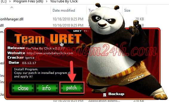 Tải YouTube by Click 2.2.93 full key - Phần mềm tải video youtube 10