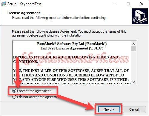 2 cách test bàn phím, test keyboard máy tính nhanh chóng hiệu quả 5