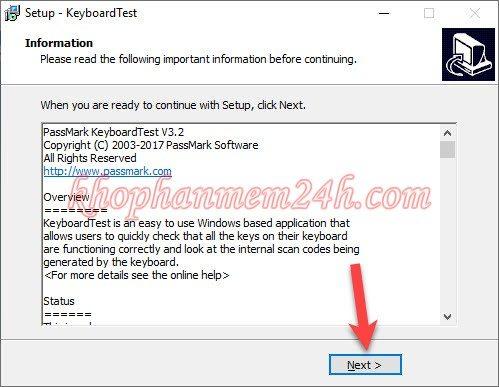 2 cách test bàn phím, test keyboard máy tính nhanh chóng hiệu quả 10