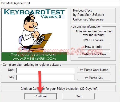 2 cách test bàn phím, test keyboard máy tính nhanh chóng hiệu quả 12
