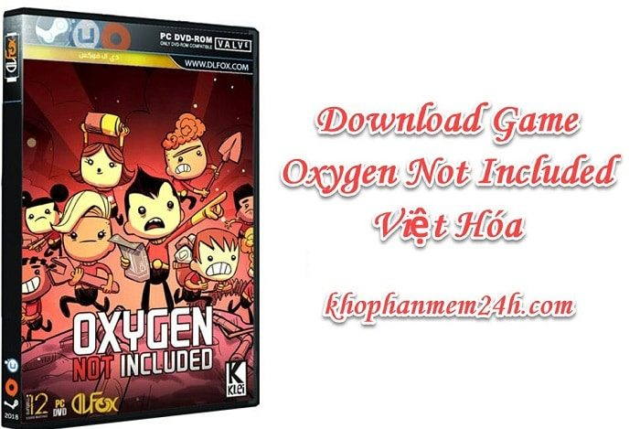 Tải Game Oxygen Not Included Việt Hóa - Game sinh tồn hấp dẫn 2