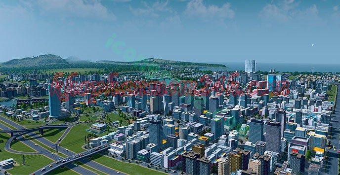 Tải Game Cities Skylines - Game xây dựng thành phố offline cho PC 2