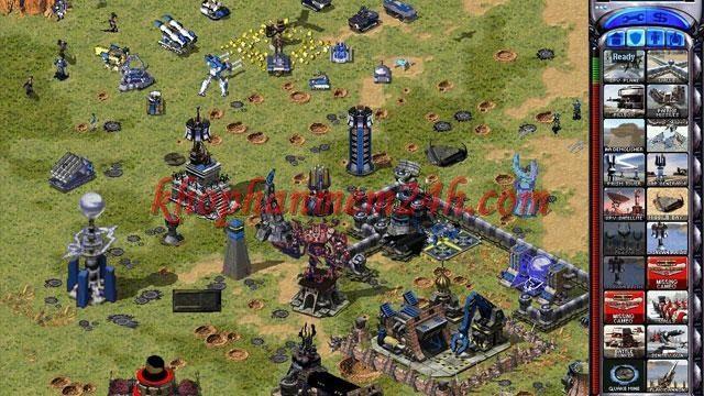 Tải Game Red Alert 2 full - Game báo động đỏ hấp dẫn 1