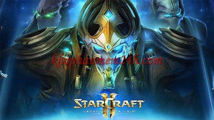 Tải Game StarCraft 2 Offline cho PC - Hướng dẫn cài đặt chi tiết 2