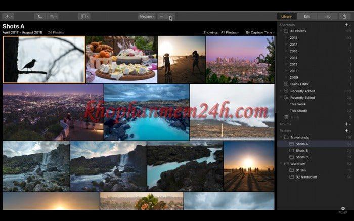 Tải Luminar 3.1 for Windows - Phần mềm chỉnh sửa ảnh 2