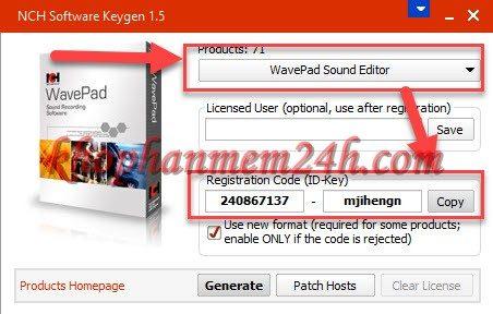 Tải Wavepad Sound Editor full 9.13 mới nhất - Phần mềm chỉnh sửa âm thanh 5