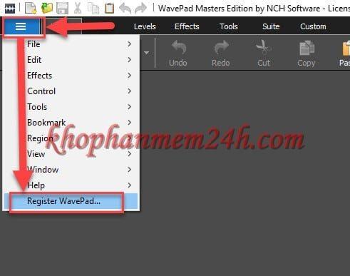 Tải Wavepad Sound Editor full 9.13 mới nhất - Phần mềm chỉnh sửa âm thanh 6