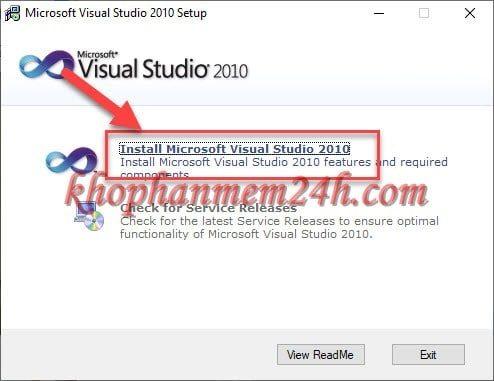Tải Microsoft Visual Studio 2010 Ultimate full - Hướng dẫn cài đặt chi tiết 4