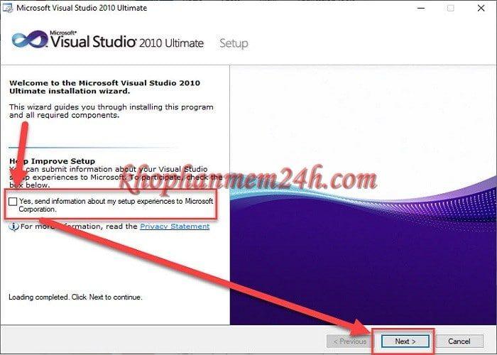 Tải Microsoft Visual Studio 2010 Ultimate full - Hướng dẫn cài đặt chi tiết 5