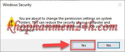 Hướng dẫn cách sửa lỗi không lưu được file Hosts Win 10 đơn giản nhất 4