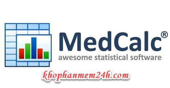 Tải MedCalc 19 full key – phần mềm thống kê y sinh học