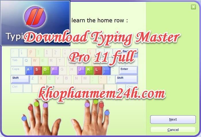 Tải Typing Master Pro 10 full - Hướng dẫn cài đặt chi tiết 2