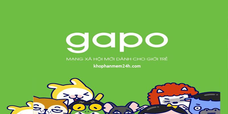 Mạng xã hội Gapo là gì? Gapo made in Việt Nam có gì mới 1
